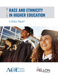 Race and Ethnicity in Higher Education