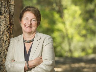 Joanna Regulska - Vice Provost and Associate Chancellor of Global Affairs, UC Davis -
