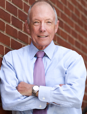 A picture of Ted Mitchell, president of ACE