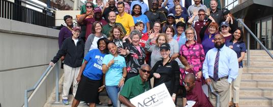 ACE Fellows Explore What It Takes to Lead at Opening Retreat