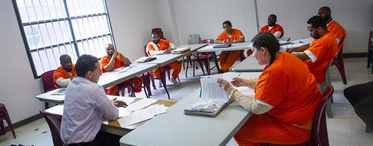 Reaching Students Behind Bars: A Look at College Programs for Incarcerated Individuals