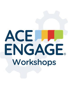 Picture of the Engage Workshops Logo.