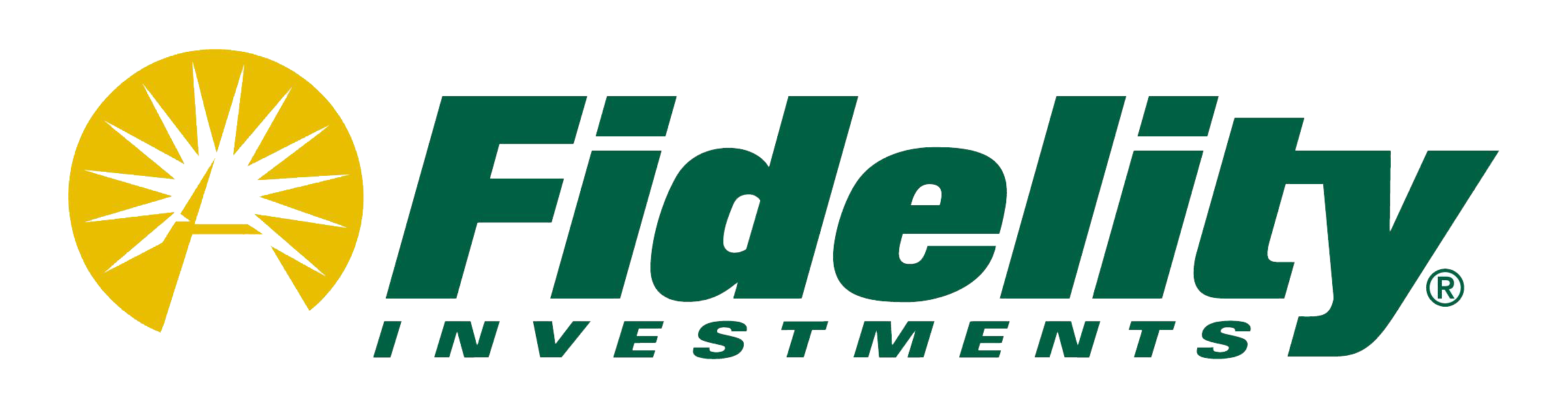 A picture of the Fidelity Investments logo