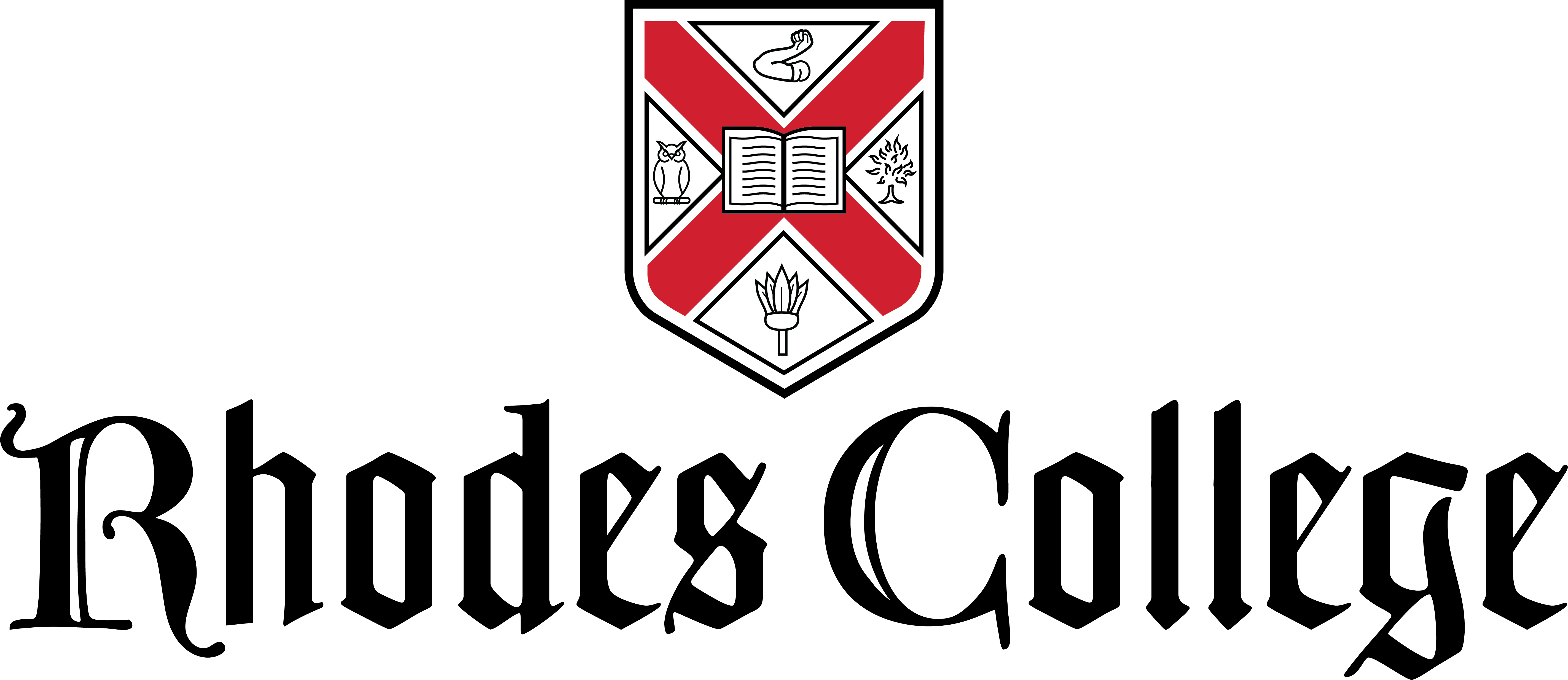 Picture of the Rhodes College logo