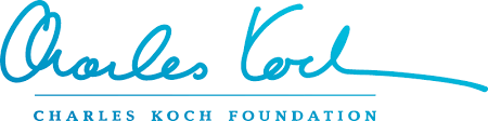 Charles Koch Foundation logo