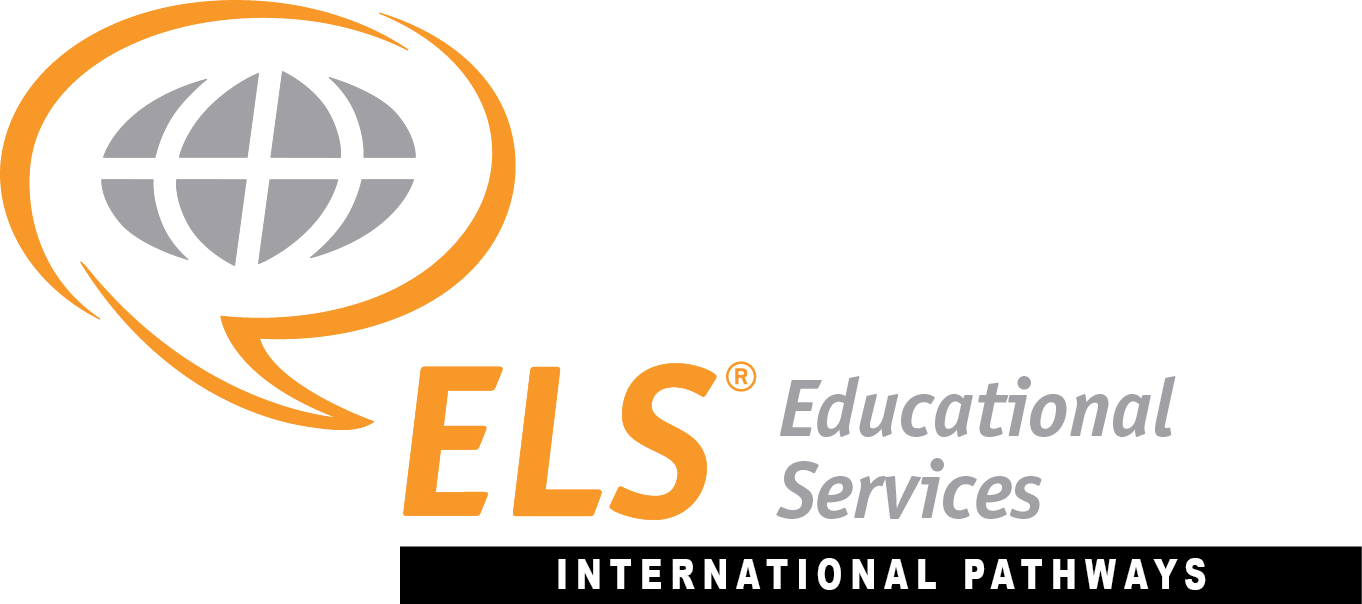 A picture of the ELS Learning Services logo